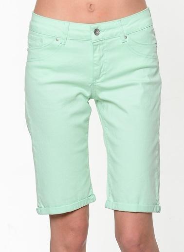 Fashion Friends Bermuda Yeşil